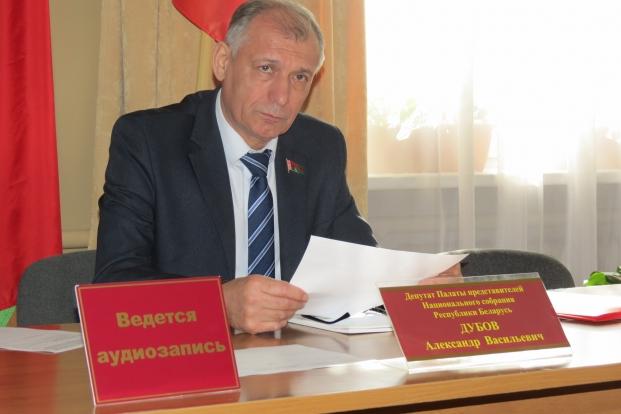 Прием граждан в Толочинском  районе